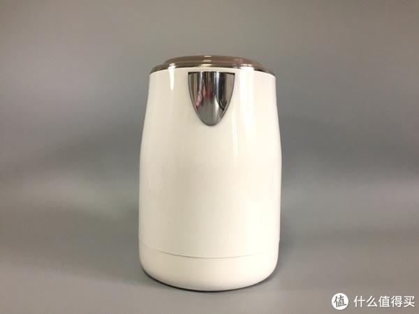 喝茶先烧水:Joyoung 九阳 K15-F5 电热水壶开箱试用