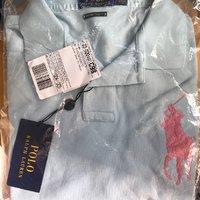 拉夫劳伦 男士短袖T恤产品总结(优点 缺点 领子)