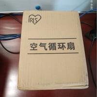 爱丽思 PCFHD-15NC循环扇外观展示(尺寸 旋钮 铭牌)
