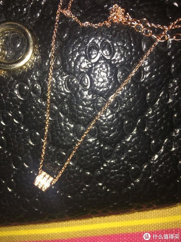一百块的项链戴出六千块的感觉!孕妈佩戴两月心得。