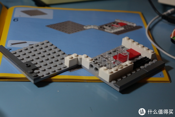 怪兽的积木 篇八:LEGO 乐高 百变创意系列 31050 街角三明治店