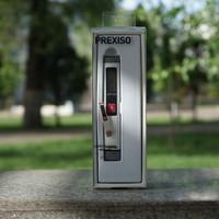 激光测距笔PREXISO  P10开箱展示(包装|按键|显示屏|机身)