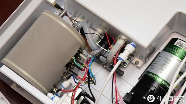 多喝热水 一步到位:拆解分析 Micoe 四季沐歌 M1 冷热水RO净水机