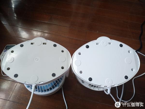IRIS 爱丽思 PCFHD-15NC对比维博HB-01C 空气循环扇