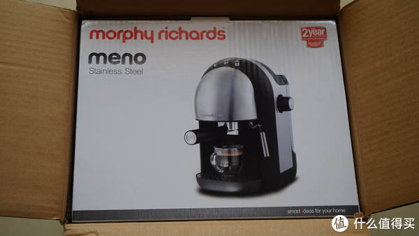 咖啡好喝,还需要勤加练习:morphy richards 摩飞 MR4667 半自动咖啡机晒单