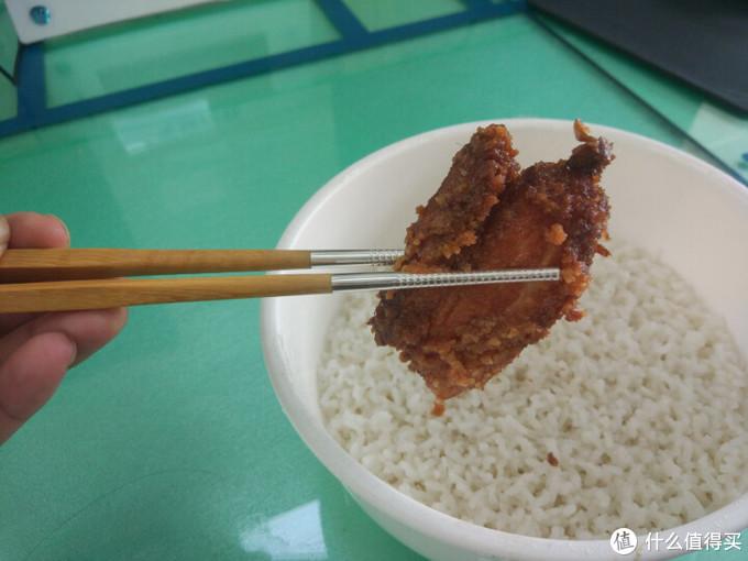 一两银 实木镶银筷子