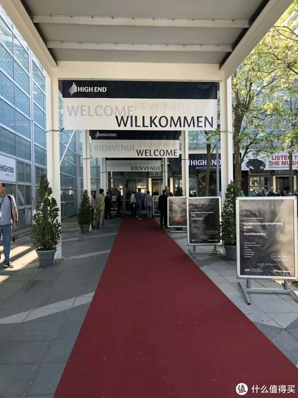 首发 独家直播 2018 德国慕尼黑HI-END音响展