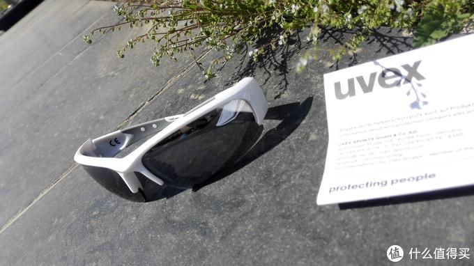 uvex 优维斯 sportstyle 217带你看世界——开箱简评