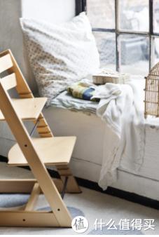 宝妈带娃攻略,孩子学习椅实测: Stokke Tripp Trapp 成长椅