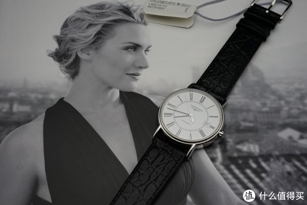 手表鉴赏之男表系列 篇一:#全民分享季#浪琴 瑰丽 自动机械表L4.921.4.11.2