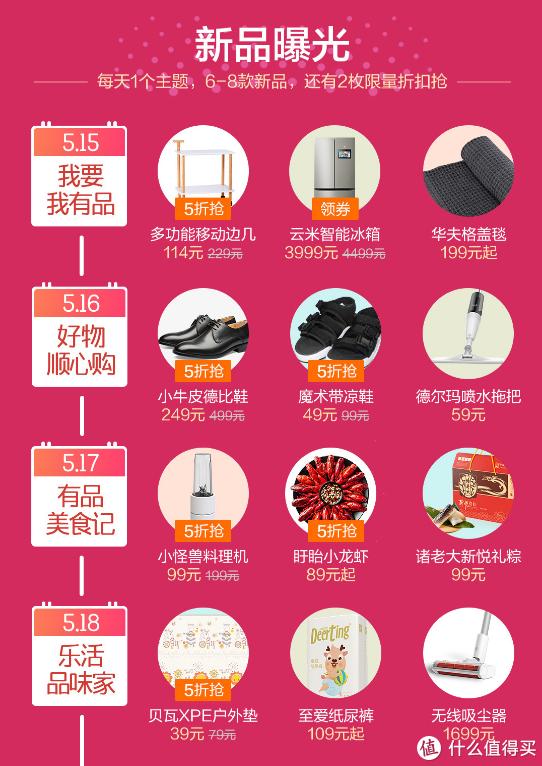 小米有品首届购物节,到底该怎么玩?