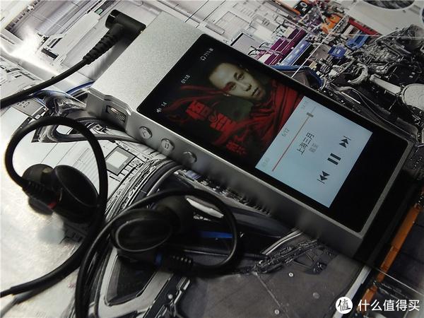 FiiO 飞傲 M7 随身音乐播放器+FH1耳机—重拾随身HiFi的Hi-Res国产组合