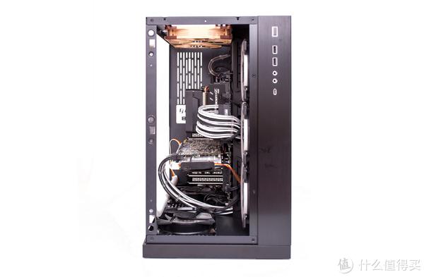 硬件展示柜—LIANLI 包豪斯-O11 机箱 试用测评