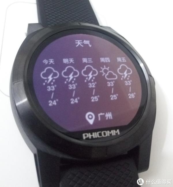 上车PHICOMM 斐讯 智能运动手表W2