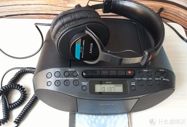 牛蹄痕爱乐 篇一:SONY 索尼 Boombox CFDS70 BLK 组合音响试听体验