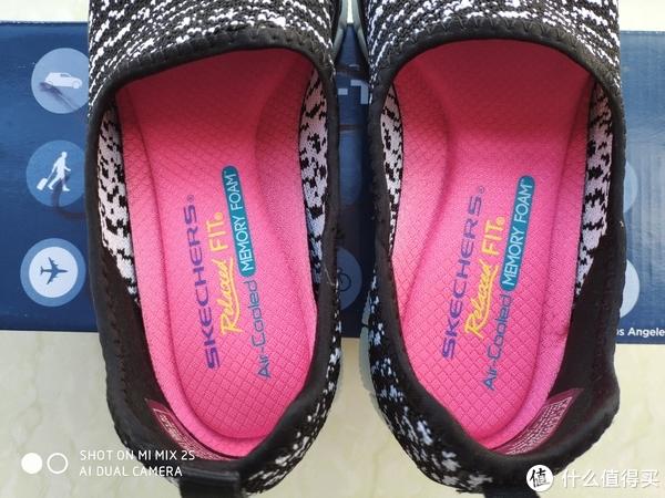 母亲节礼物(一)—美版老北京布鞋(斯凯奇女式休闲鞋)