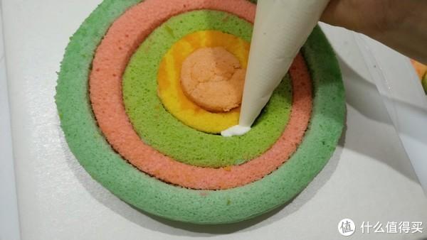 烘焙的那些美好时光 篇四十一:人人都可以做的棋格奶油蛋糕,给生活画出一道彩虹