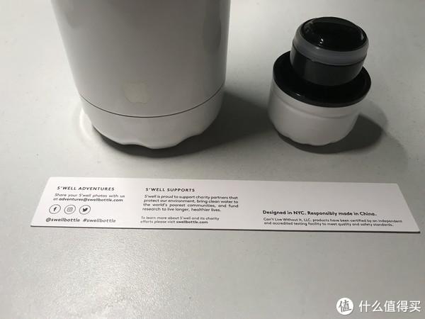 Apple X S'well 保温杯 开箱,这波信仰值得充值吗?