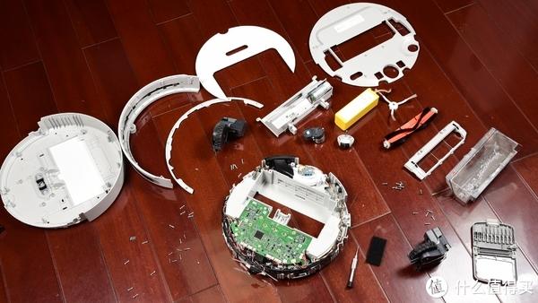暴力拆解师 篇十九:跟着拍了57分钟完整记录清扫轨迹  小瓦扫地机器人规划版