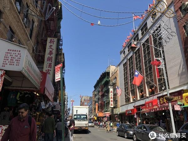 中饭在中国城一家港式茶餐厅解决,叉烧、炒牛河、肠粉、鱼蛋面
