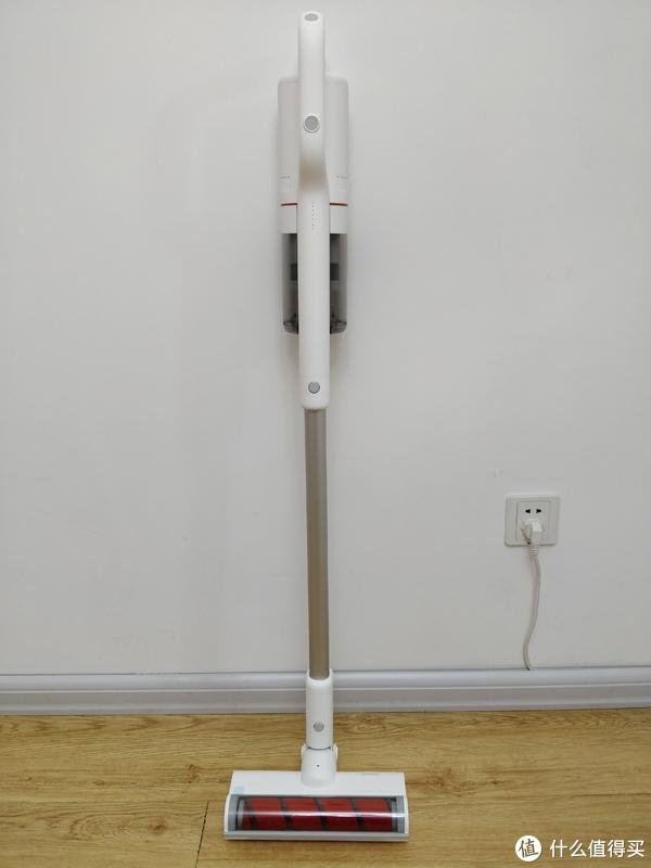 站在巨人的肩膀上更容易成功—睿米 手持无线吸尘器开箱