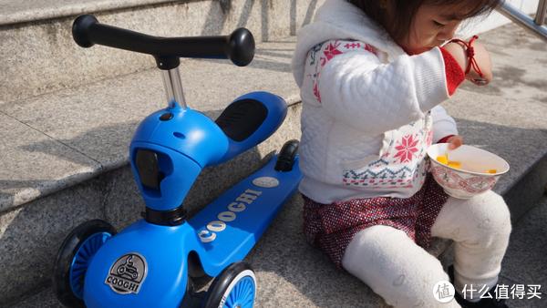成也设计败也设计,还有改进空间的酷骑二合一儿童滑板车