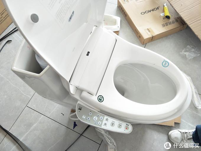 马桶盖有了智能加成,秒变暖男:便洁宝 BWA420G 智能马桶盖体验报告