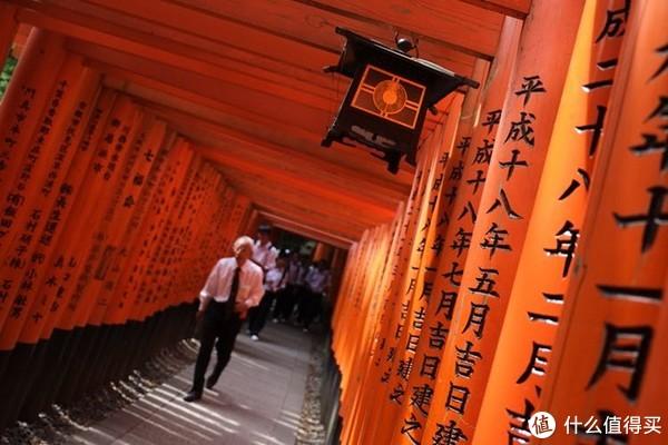 还是京都 伏见稻荷大社