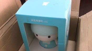 小米兔 智能故事机开箱产品(尺寸|按钮)