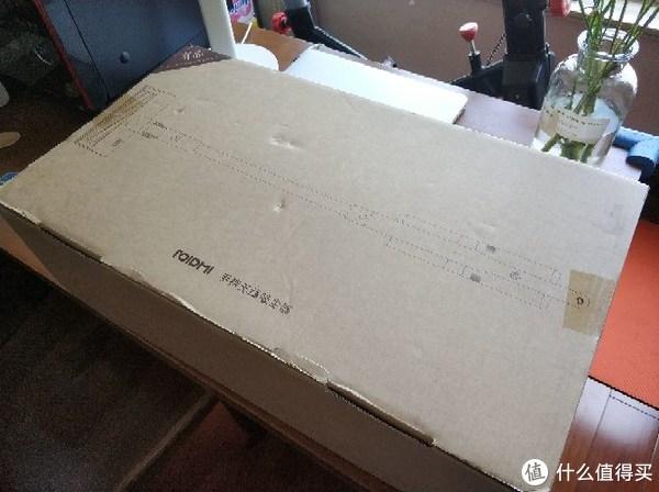 这个是收到的破箱子,京东的配送,京东给我电话的时候,我还诧异最近没买东狗的东西啊,怎么会有快递