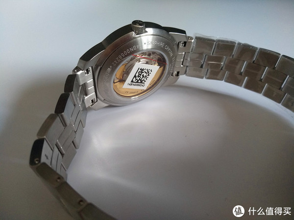 落灰了四年的Tissot 天梭 T049.407.11.057.00 机械腕表开箱记