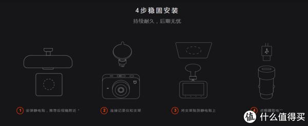 性价比不符的米家产品—MI 小米 米家 行车记录仪