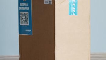 贝克巴斯 E50 食物垃圾处理器开箱介绍(主机|机身|接口|插头)