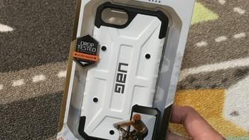 UAG 探险者系列防摔手机壳开箱总结(包装 音量键 开孔 logo)