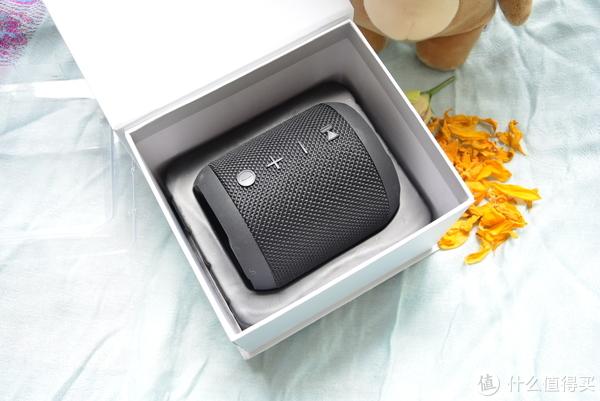 ROYQUEEN 朗琴 M350 蓝牙音箱,户外音箱的居家轻体验