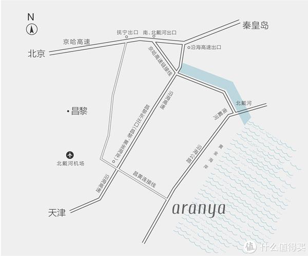 去看看善意的笑容—京津附近的海边度假地阿那亚