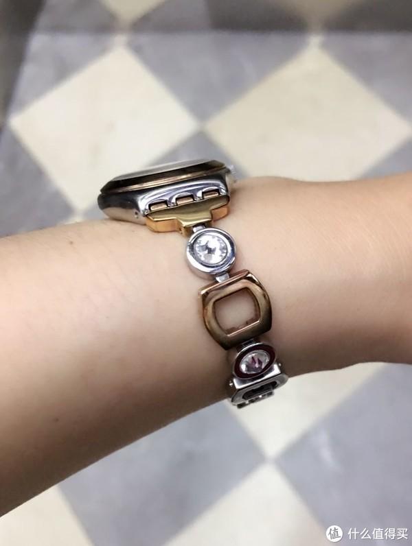 戴在手腕上的时装-Swatch 淑女狂想曲 石英女表