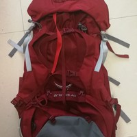 OSPREY Ariel 精灵 女包外观细节(背负系统|背带|腰带|拉链|睡袋仓)