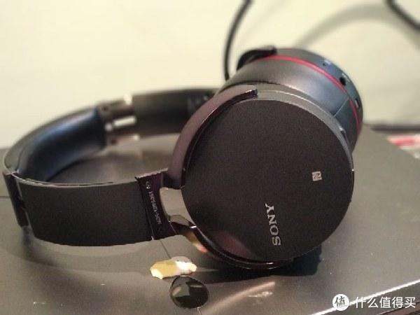 ebay翻新大法SONY 索尼 MDR-XB950B1 蓝牙耳机开箱