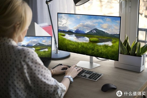 继XPS 15 笔记本电脑后,入手DELL 戴尔 S2719DM 显示器和DA300转接头
