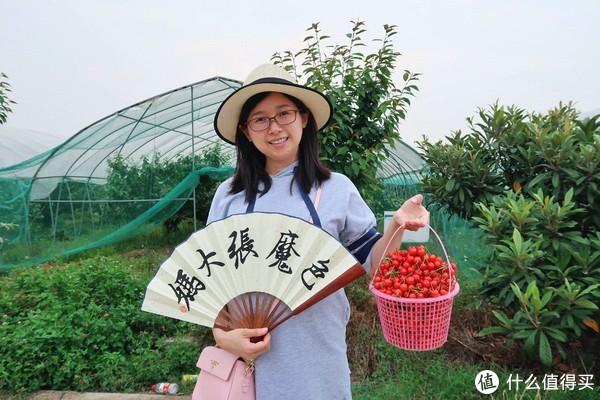 在樱桃园里来一次面基大会,张大妈上海分剁线下聚会