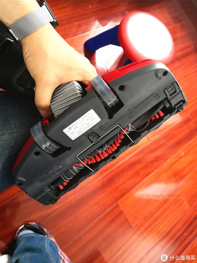 """干净整洁,让你""""轻""""松拥有--伊莱克斯ZB3320P瑞彼得无线吸尘器评测"""