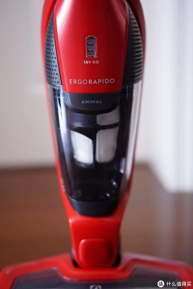 一百分的设计,你值得拥有:伊莱克斯ZB3320P瑞彼得无线吸尘器测评报告