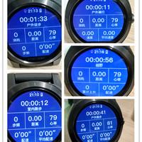 斐讯 W2 智能运动手表使用总结(心率提醒 运动模式 优点 槽点)