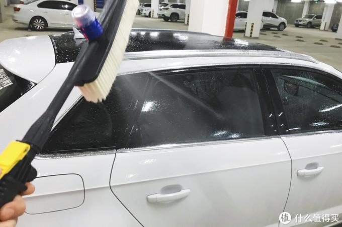 神器还是鸡肋?交通银行积分乐园 车洁美  汽车车载自助洗车器 开箱