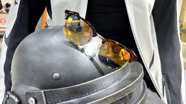 炎炎夏日出门好搭档:uvex优维斯 偏光复古太阳镜