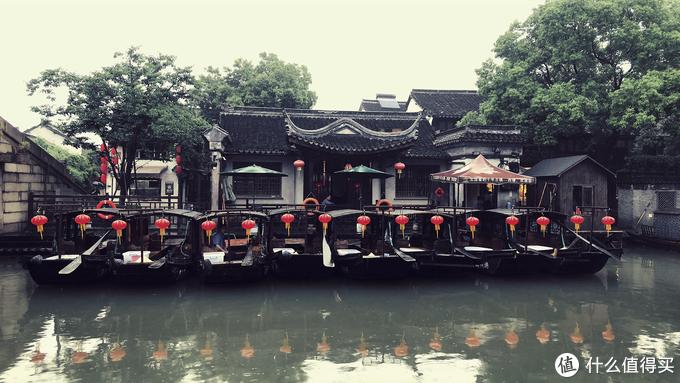 印象西塘:小楼一夜听春雨,深巷明朝卖杏花