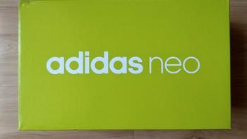 adidas neo 休闲鞋产品设计(鞋底|后跟|贴胶处|鞋舌)