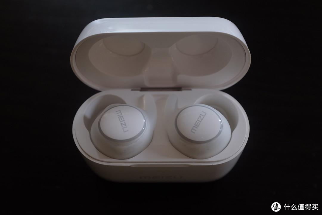 方便自如 - 魅族POP真无线蓝牙耳机非专业测评。
