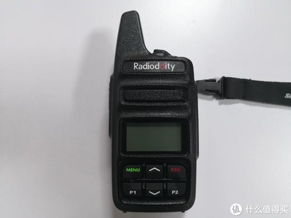 公网对讲机使用测评―Radioddity RN700 插卡对讲机